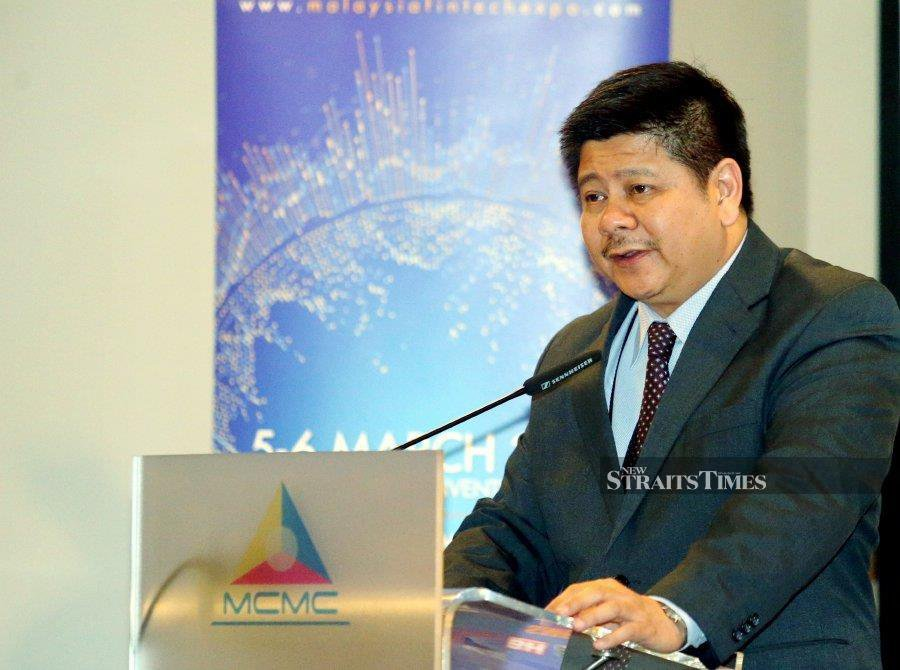 File Photo: Dr Fadhlullah Suhaimi Abdul Malek has been appointed as the new Malaysian Communication and Multimedia Commission (MCMC) chairman. - NSTP/MOHD FADLI HAMZAH