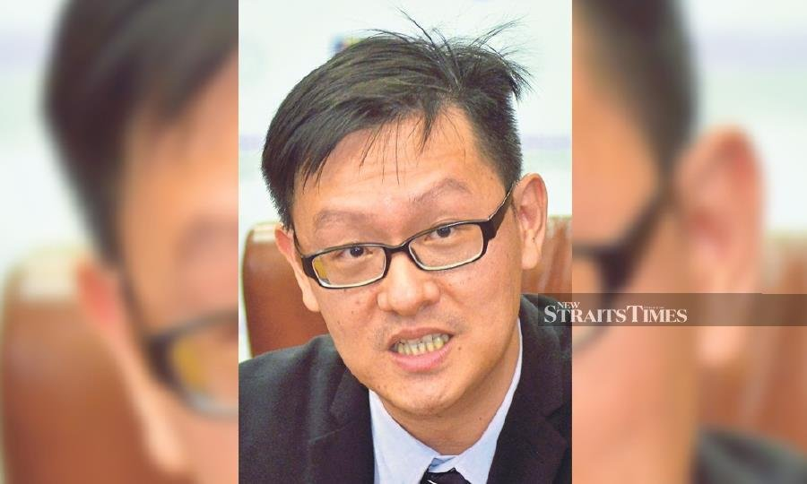 UiTM Faculty of Medicine forensic entomologist Dr Heo Chong Chin.
