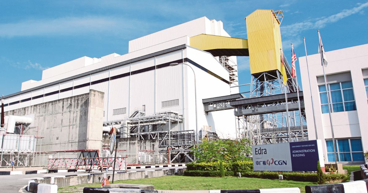 Edra Power expected to be listed in November | New Straits Times | Malaysia General Business ...