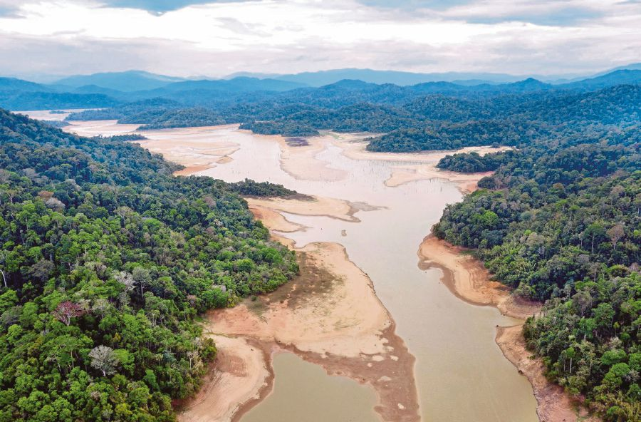 The quality of the raw water that PBAPP abstracts from Sungai Muda, downstream of the proposed project site, will be inevitably affected by daily discharges of wastewater. Raw water from Sungai Muda is used to produce treated water for 1.78 million people in Penang. - Pic courtesy of PBAPP