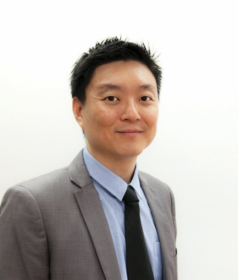Co-founder and CEO of easyuni.com, Edwin Tay.