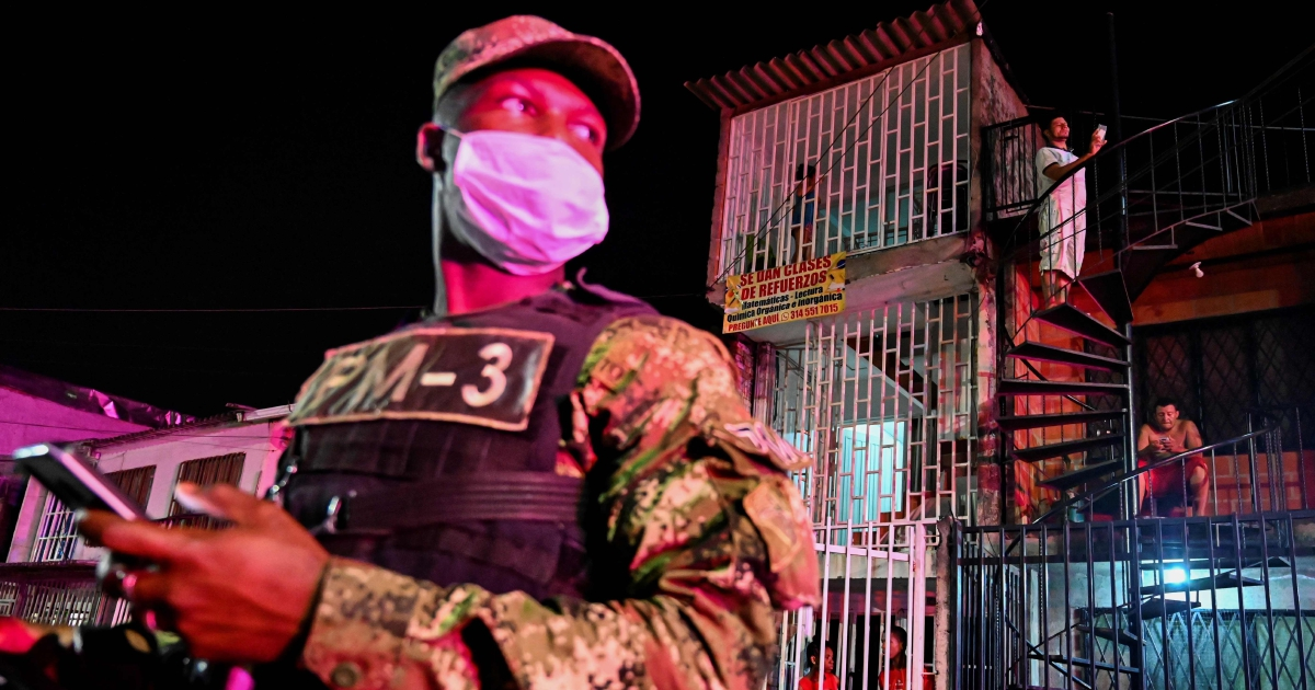 100 corpses removed from Equador homes amid Covid-19 crisis