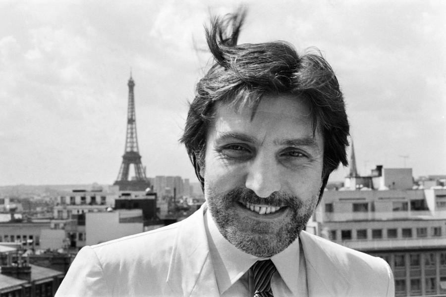 French fashion designer Emanuel Ungaro dead at 86