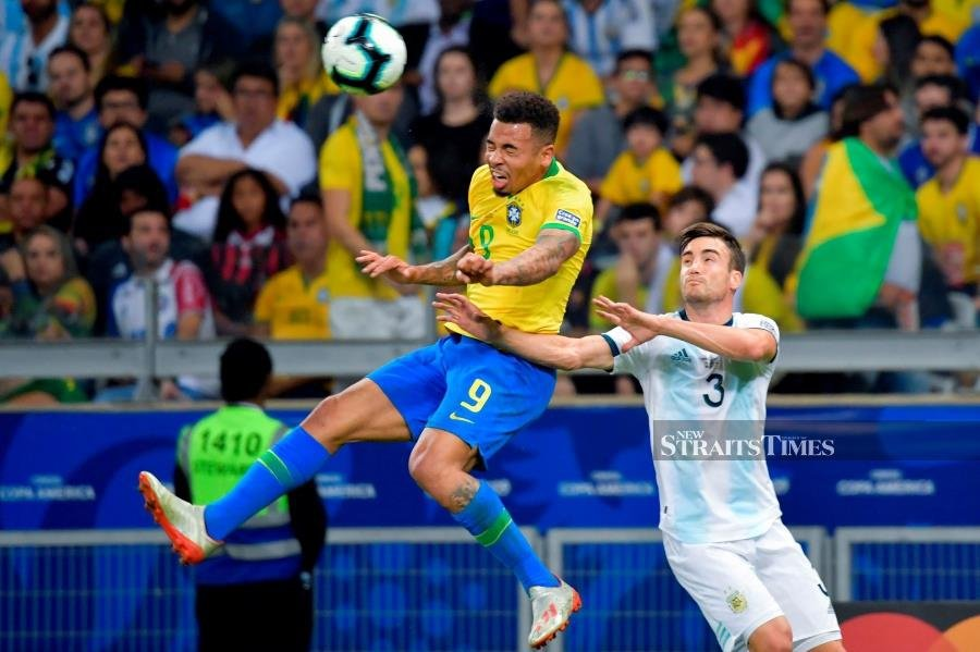 new list casual shoes release date: Jesus, Firmino send Brazil into Copa America final as Messi ...