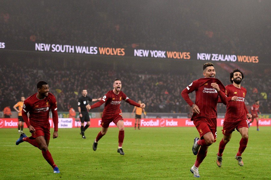 Liverpool will look to extend its lead at the top of the Premier League table when they face Norwich away on Saturday. -AFP/File pic