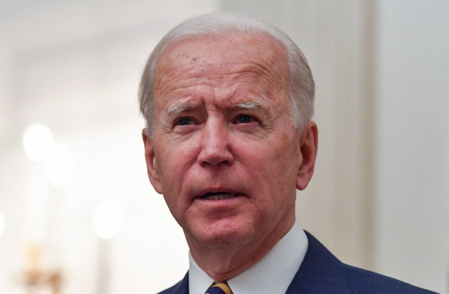 U.S. President Joe Biden  rose above the fray and addressed his nation as a statesman seeking to bring his country together again to find its inner strength for the greater good. - AFP file pic