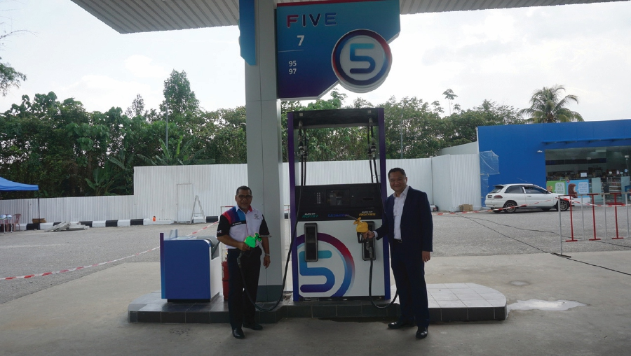 FIVE Petroleum Malaysia Sdn Bhd (FIVE) has officially launched its fuel brand in Malaysia, with its first operating station in Kalumpang, Selangor.