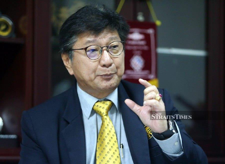 FMM president Tan Sri Soh Thian Lye said this was a result of cargo and shipment delays from China as well as with export issues. - NSTP/ DANIAL SAAD
