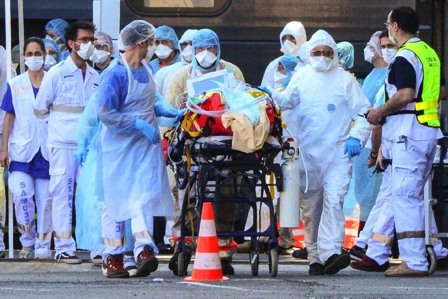 As deaths near 15k, France's Macron extends coronavirus lockdown until 11 May
