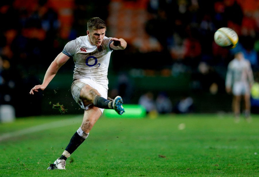 Rugby) Farrell, May star as England snap losing streak | New