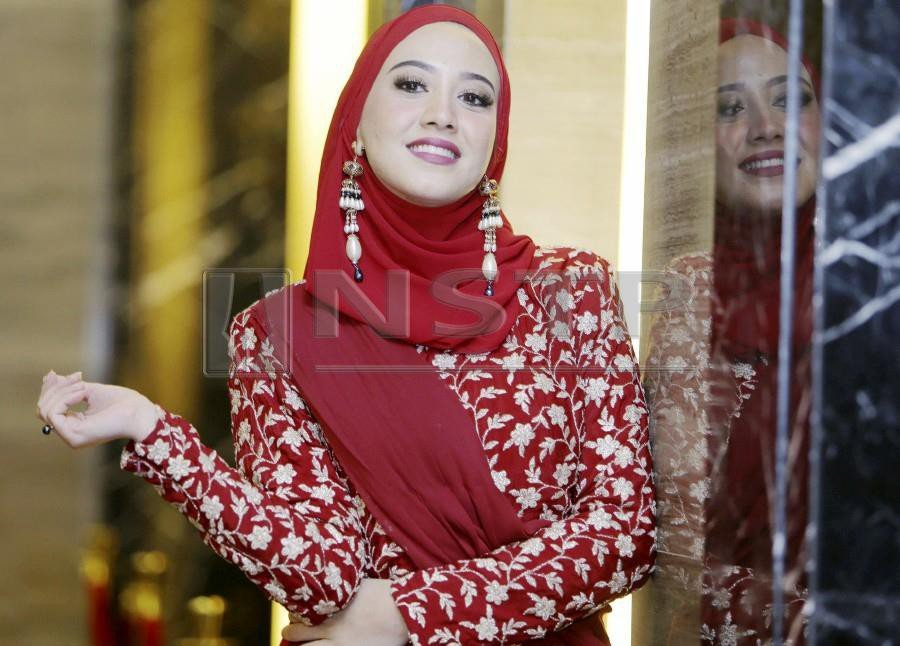 Fathia Latiff says she is the best judge of her own mental and health condition. - NSTP/NURUL SYAZANA ROSE RAZMAN.