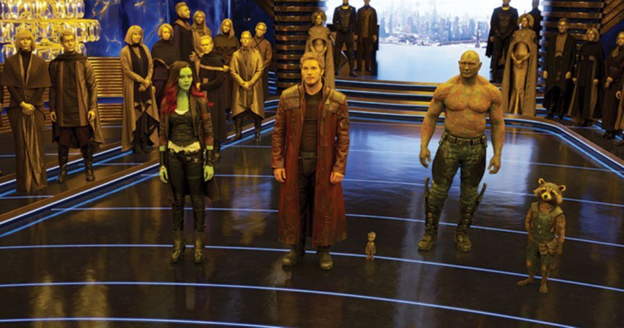 'Guardians Of The Galaxy Vol. 2' Goes 'Empire Strikes Back' In New