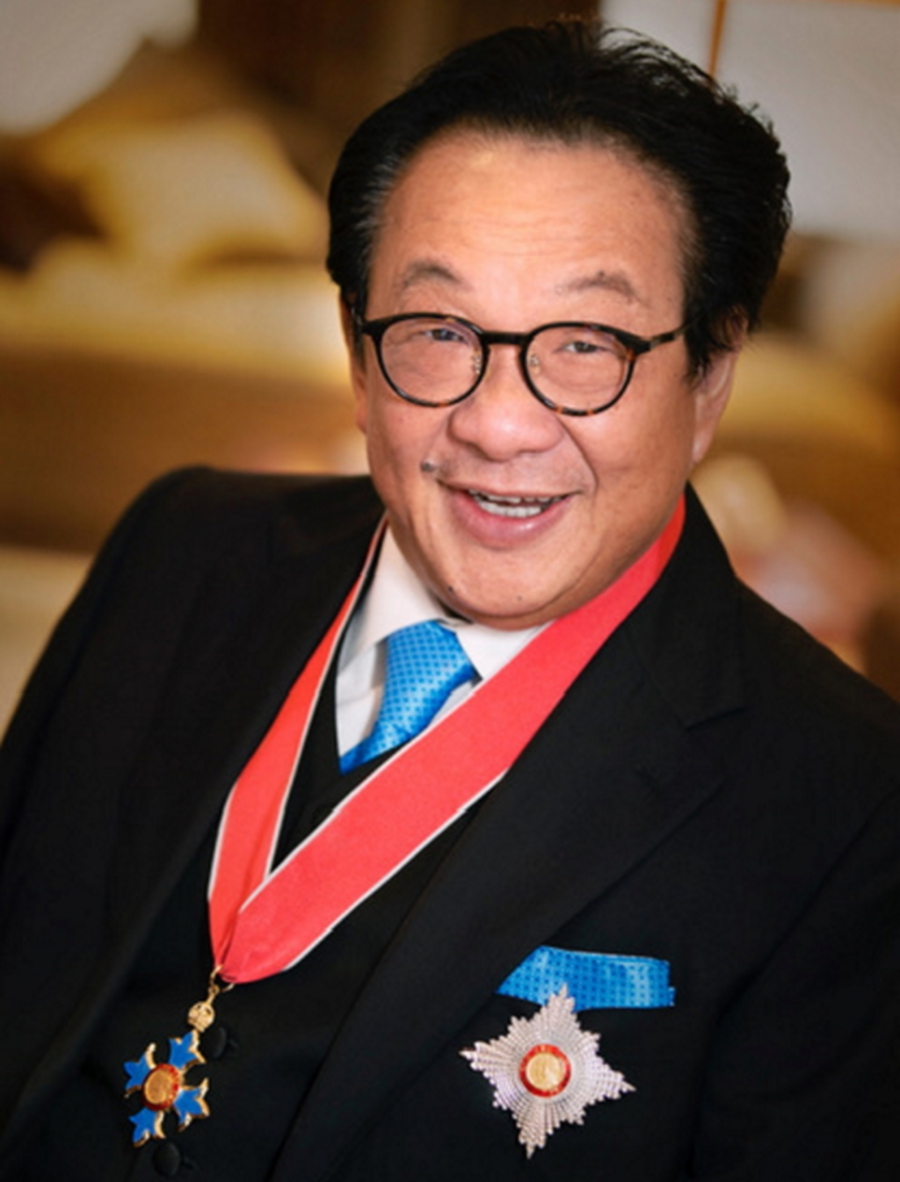 """YTL Group executive chairman Tan Sri Francis Yeoh said the """"Learn From Home Initiative"""" is to help students to continue their learning without the burden of additional costs to their families. File Photo"""