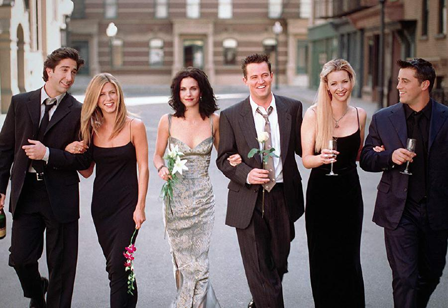 Entire Friends cast 'working on reunion special' along with the show's creators