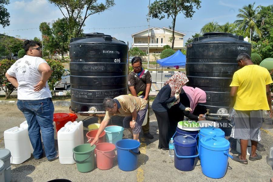 KL, Selangor water supply restoration at 94pc at noon   New