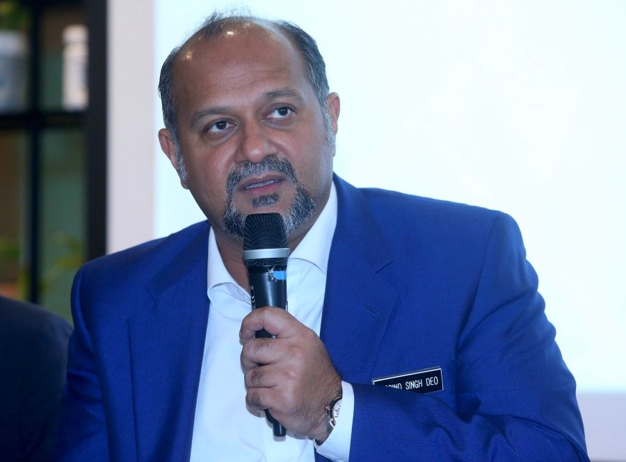 "Malaysia is aware of the ""concerns that have been expressed around the world"" about Huawei, but it will be governed by its own security standards in choosing partners for the nationwide 5G rollout planned for the third quarter, minister Gobind Singh Deo said. - NSTP/INTAN NUR ELLIANA ZAKARIA"