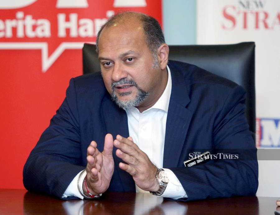 Minister of Communications and Multimedia Gobind Singh Deo said the move was crucial to develop the capabilities of AI and data needed to ensure that the industry, the government and the people could capitalise on the opportunities offered.NSTP/NUR ADIBAH AHMAD IZAM