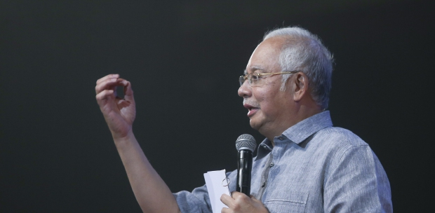 We've done the right thing by introducing GST, says Najib