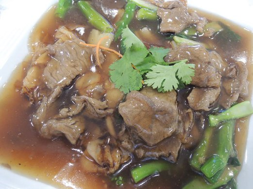 """Good Old Days restaurant on Singapore's Sentosa Island offers authentic local cuisine at reasonable prices. Those who love the hawker styled """"zi char"""" will be happy to know that the beef hor fun is also available."""