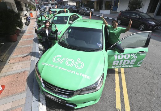 Klang Valley Folk Can Now Carpool Via Grabshare New Straits Times