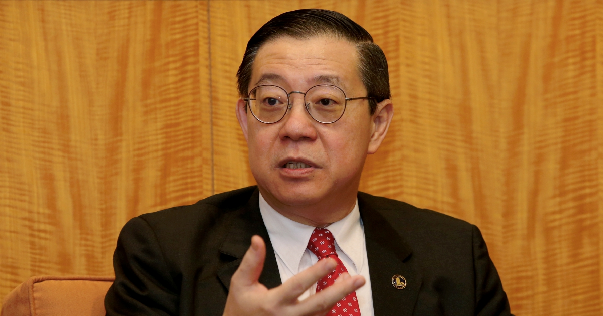 Guan Eng: 1.5 million civil servants to get RM500 in special financial aid