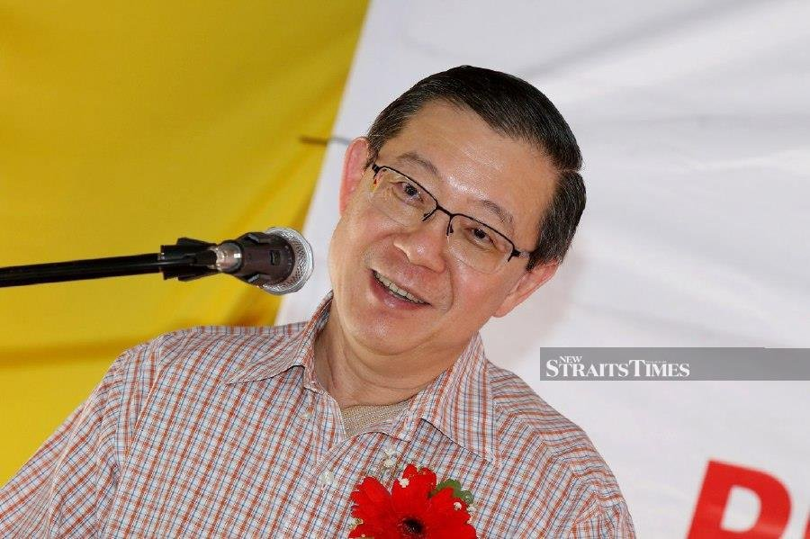 Finance Minister Lim Guan Eng said the government was willing to receive any proposal and input. - NSTP/ MIKAIL ONG