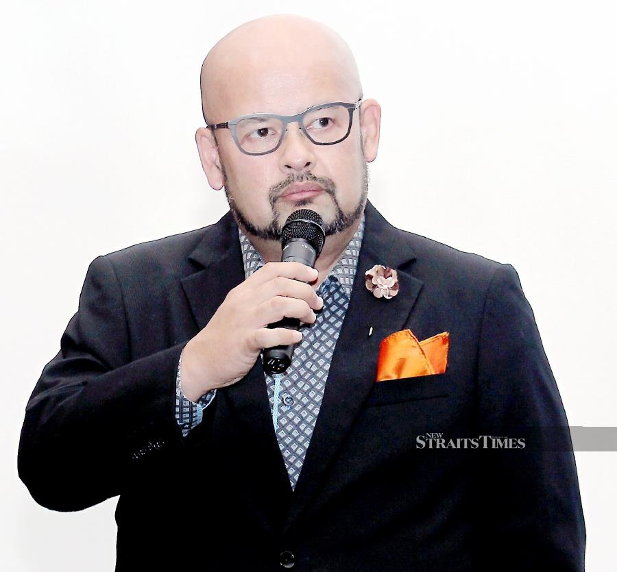 Harith Iskander (NSTP/FILE PIC)