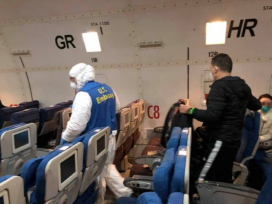 Canadian evacuation flight won't leave for Wuhan until Thurs. night