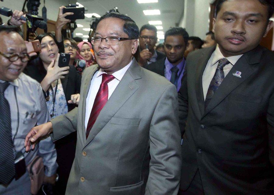 SIS: Shabudin's remarks deplorable | New Straits Times | Malaysia