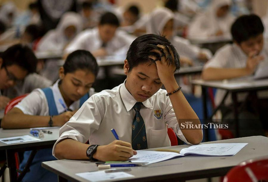 Stress is reportedly a contributing factor to the rise of mental health issues among students.