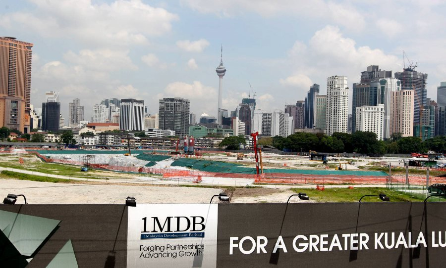 Tabung Haji's purchase of the Tun Razak Exchange (TRX) land from 1Malaysia Development Bhd for RM188.8 million was a sound investment. (File pix)