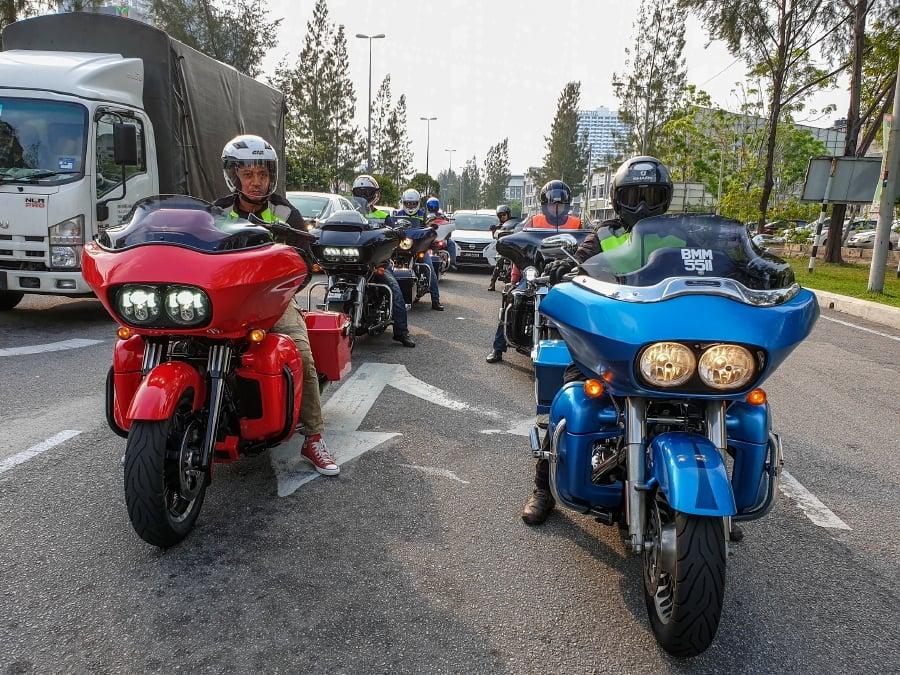 Melaka invasion with Harley-Davidson | New Straits Times