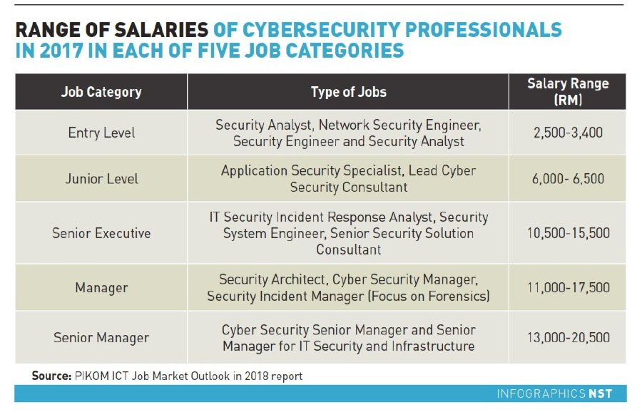 What it takes to become a cybersecurity specialist | New