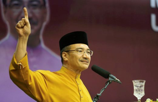 A weakening opposition pact does not necessarily mean that Umno is strong and will win the next general elections, said Umno vice-president Datuk Seri Hishammuddin Hussein. Pix by Imran Makhzan