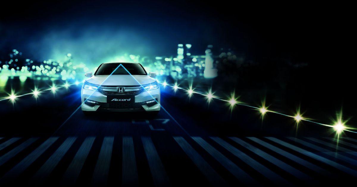 Honda SENSING makes new Accord a segment leader