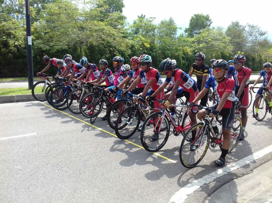 Johor Cycling Association (JCA) secretary Anuar Noor Ali said the selection of 15 riders from a pool of 35 riders from all districts in the state forms the team for the Junior Cycling Malaysia (JCM) opening round in Sendayan, Negri Sembilan this weekend.