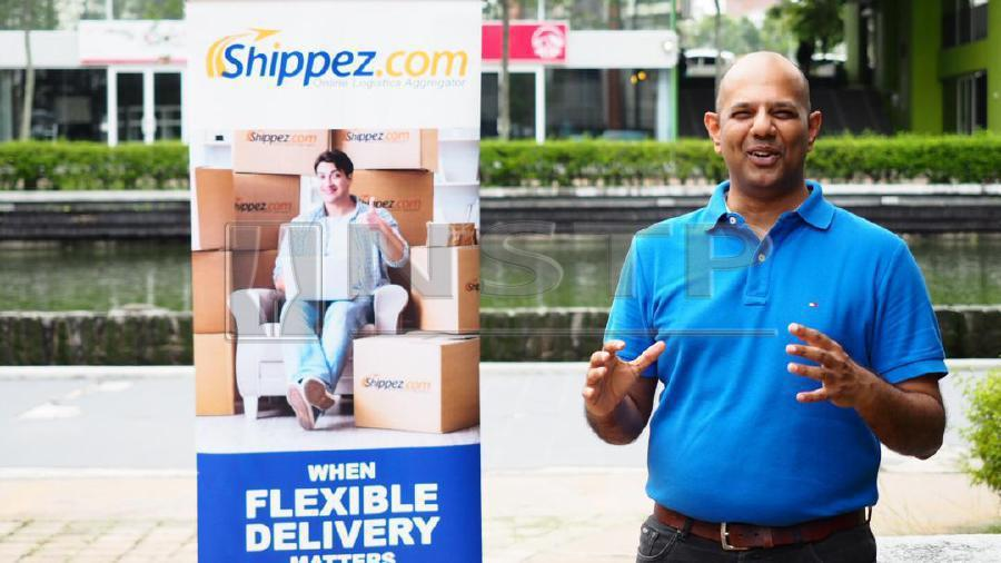 Shippez com marks out expansion plans | New Straits Times | Malaysia