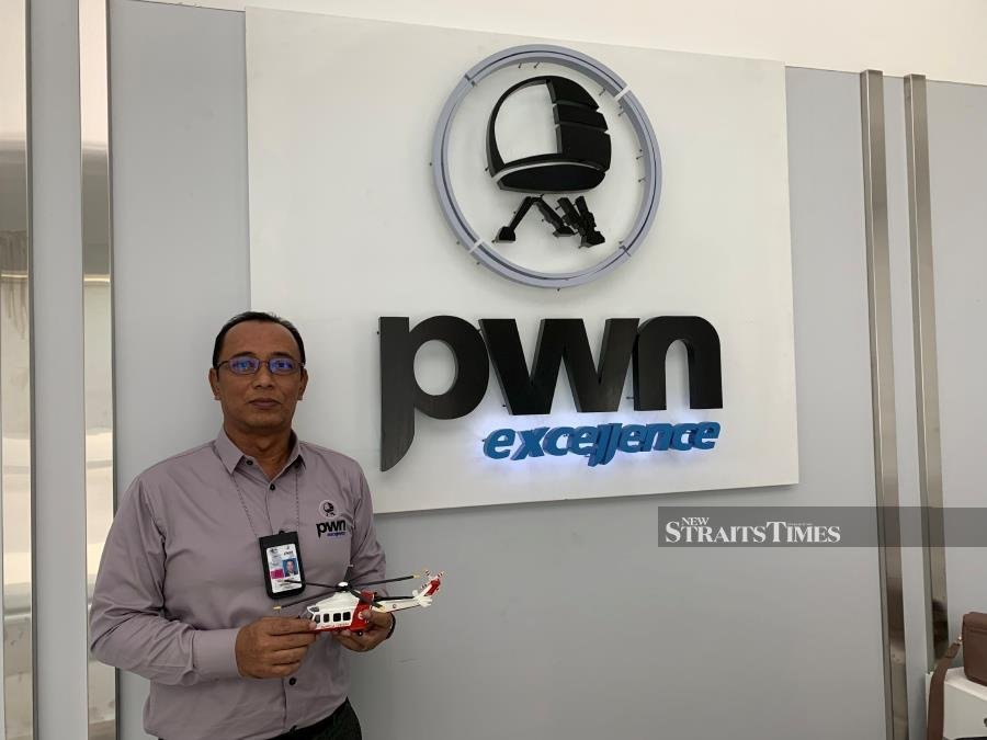 """PWN Excellence Sdn Bhd (PWN) head of training, Captain Mohd Hazani Razalli, says the training facility provides """"Level D"""" Full Flight Simulator (FSS) training, comprising initial type rating (multi- or single-pilot), type recurrent training and special mission training, as well as pilot enhancement courses."""