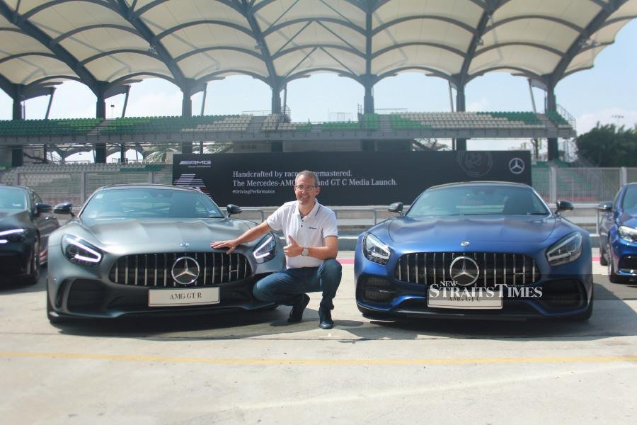 Mercedes Amg Gtr And Gt C Unleashed For The Malaysian Market