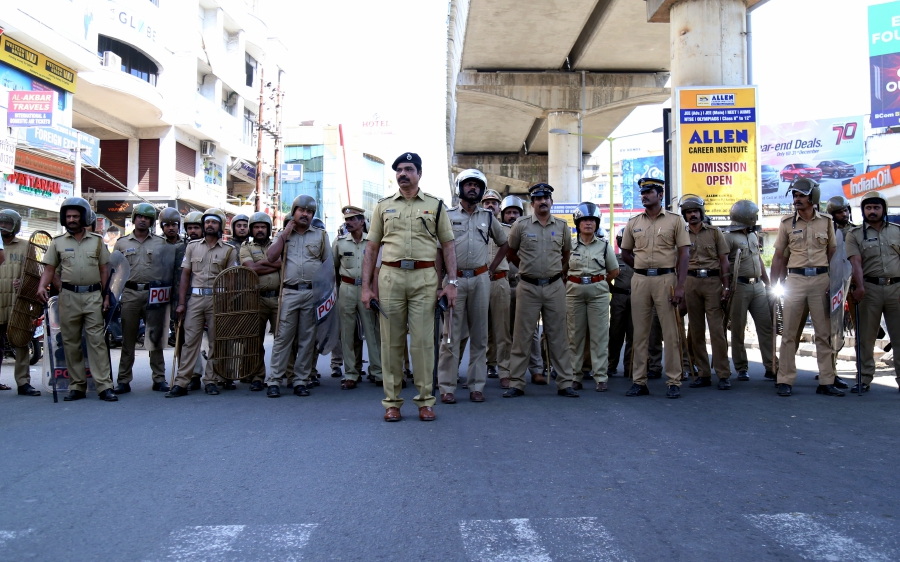 Third woman has entered Indian flashpoint temple: police | New