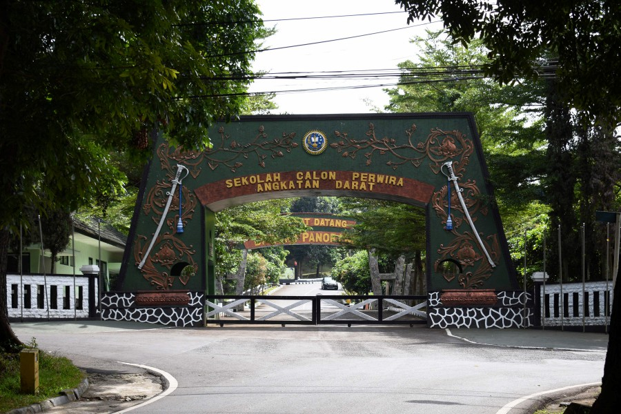 1 300 At Indonesia Military Academy Contract Covid 19