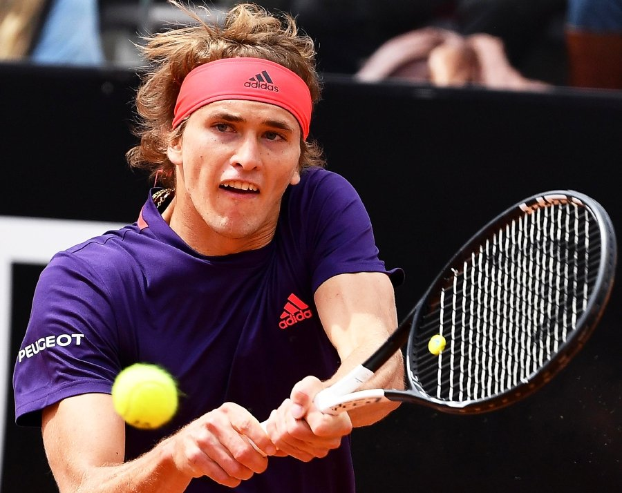 Zverev Crashes Out In Rome As Injured Serena Withdraws New Straits