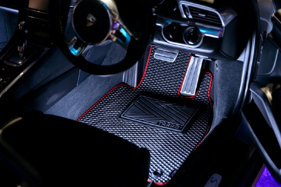 Trapo car mat is designed to fit more than 500 car models in the market. Courtesy Photo
