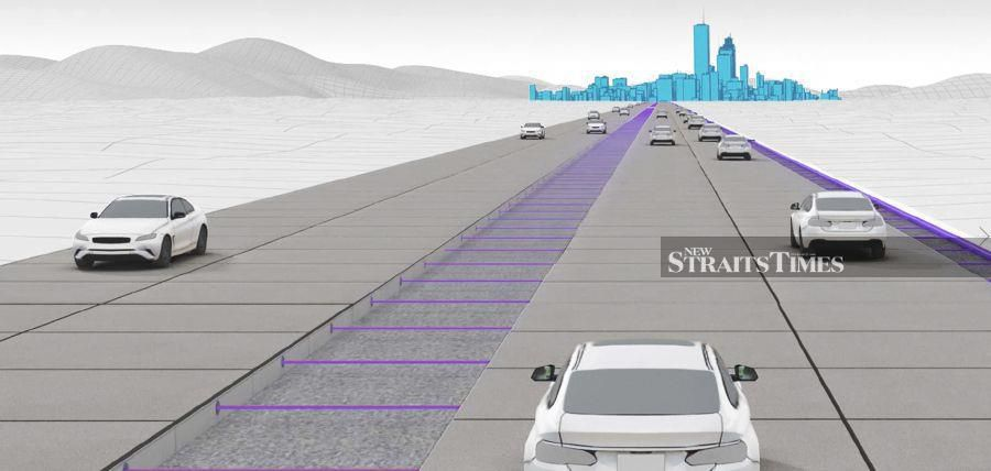 Integrated roadways.