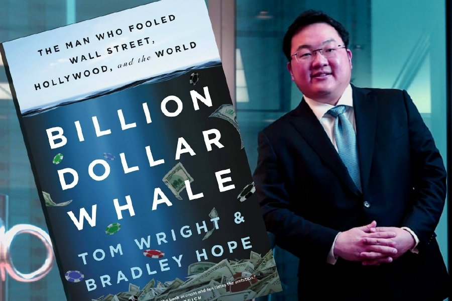 File Pix Speaking Through A Media Statement Uploaded To His Website Jho Low Com The  Year Old Controversial Businessman Labelled The Non Fiction Book
