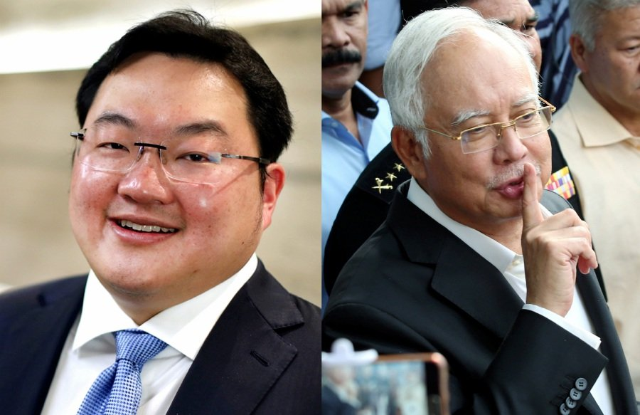 Image result for najib n jho low