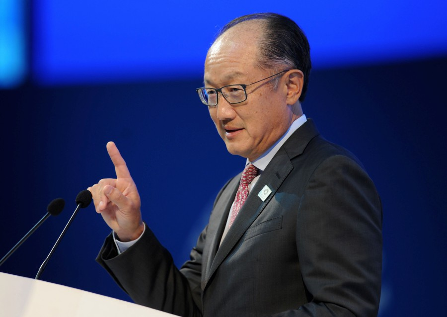 Image result for World Bank president to step down February 1