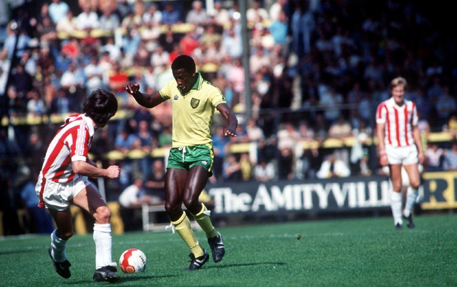 Justin Fashanu had represented the likes of Norwich City and Nottingham Forest. -Reuters/File pic