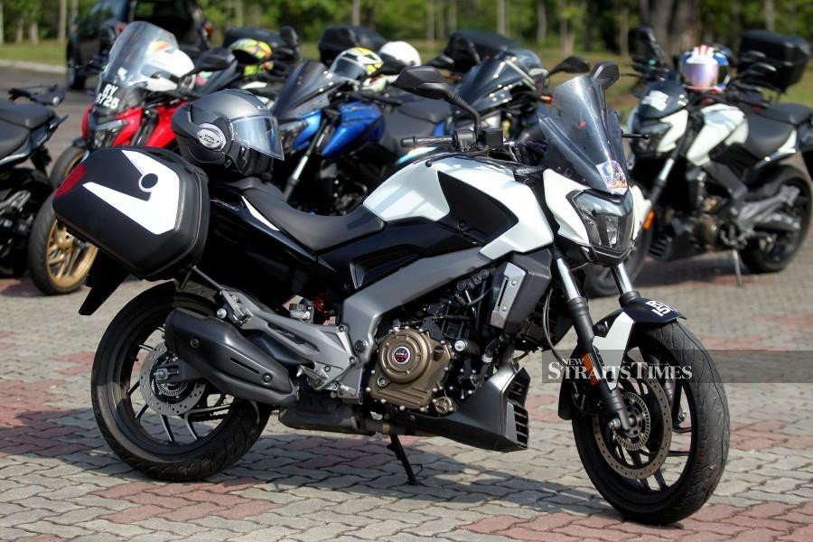 The D400 will cost 11 per cent or RM1,700 lower than before, now priced at RM13,788. -- NSTP Archive