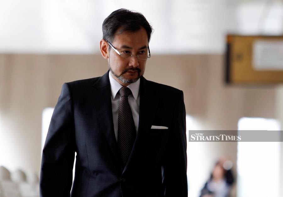Lead defence counsel Tan Sri Muhammad Shafee Abdullah questioned former 1MDB chief executive Datuk Shahrol Azral Ibrahim Halmi at length about Obaid's role in the scandal. NSTP/SYARAFIQ ABD SAMAD